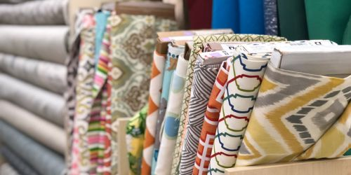 80% Off Quilter's Showcase Fabrics at JOANN (Online & In-Store) – Today Only