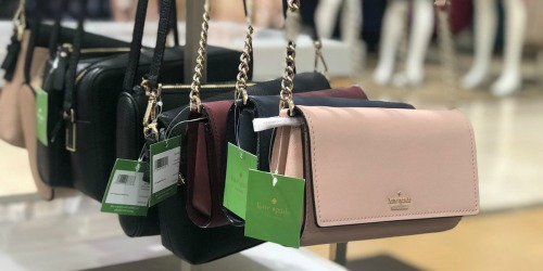Up to 75% Off Kate Spade Totes, Purses, Wallets & More