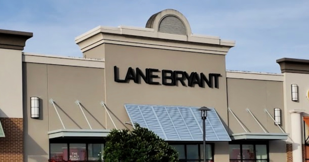 store front of lane bryant