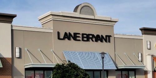 Lane Bryant $10 Off $10+ In-Store Purchase Coupon – Text Offer