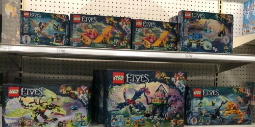 50% Off LEGO Sets at Barnes & Noble (Batman, Elves, City & More)
