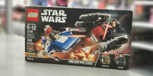 LEGO Star Wars Microfighters Set Only $11.99 at Best Buy