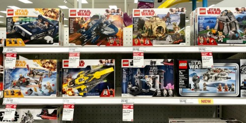 FREE $10 Target Gift Card w/ $50 LEGO Purchase