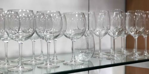 Martha Stewart Glassware Sets Only $9.99 at Macy's | Reader Favorite