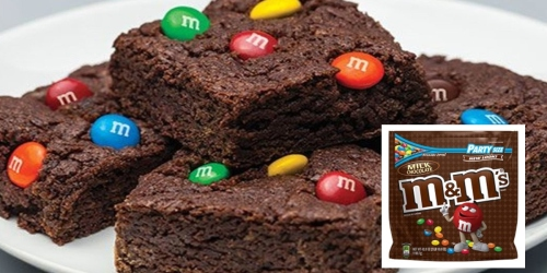 M&M's Candy Party Size Bag Only $4.47 at Woot.com + More