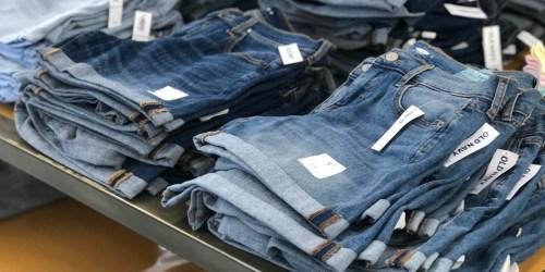 Old Navy Women's & Kids Denim Shorts Only $8 (Regularly $20+)