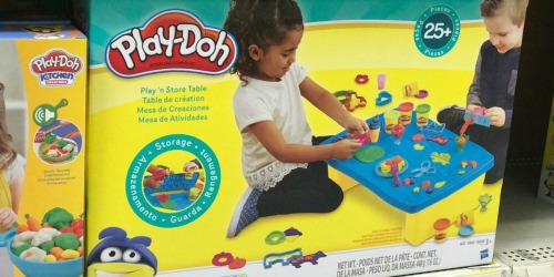 Play-Doh Arts & Crafts Activity Table Only $25.99 Shipped + More at Amazon