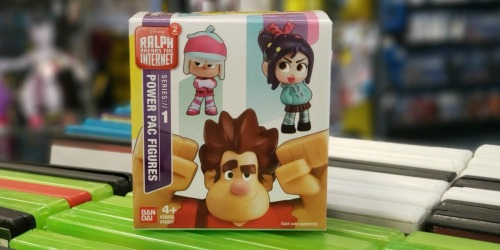Ralph Breaks the Internet Figures Only 99¢ at Gamestop (Regularly $13) & More