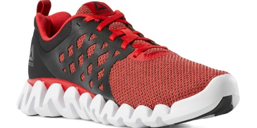 Reebok Men's Zig Pulse 3 Running Shoes Just $39.99 Shipped (Regularly $85)