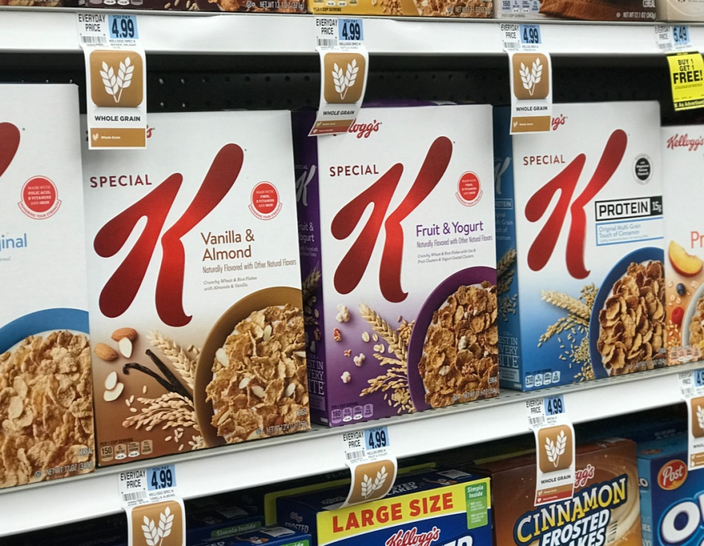 Kellogg's Special K Rite Aid