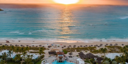Up to 65% Off Sandals Vacations (+ Free Wine Basket, $250 Spa Credit & More)