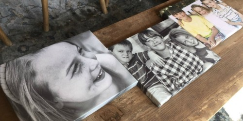 8X10 Custom Photo Canvas Only $12.99 From Simple Canvas Prints & More (Great For Mom!)