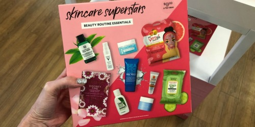 Ulta Skincare Superstars Kit Only $9.99 (Includes 10 Products)