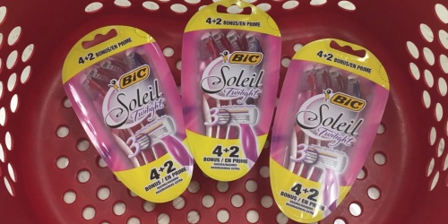 BIC Disposable Razors Only 99¢ Each After Target Gift Card