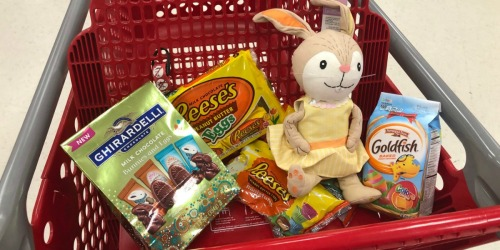 70% Off Easter Clearance at Target (Candy, Decor, Baskets & More)