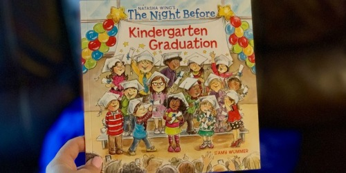 The Night Before Kindergarten Graduation Book Only $2.99 on Amazon or Target.com