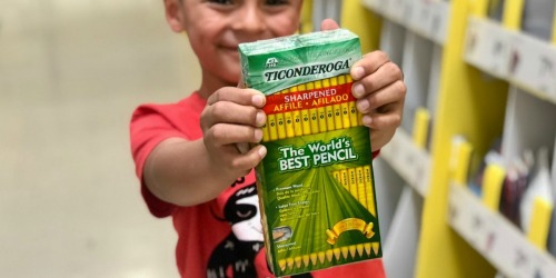 Dixon Ticonderoga #2 Pencils 96-Count Box Only $9.96 at Amazon