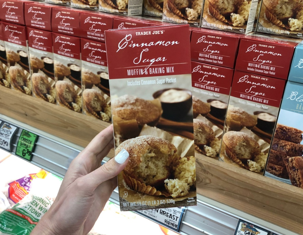 New Easter Finds & Yummy Desserts At Trader Joe's