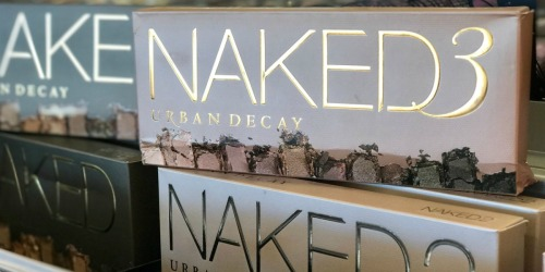 Urban Decay Naked Eyeshadow Palettes Only $37.80 (Regularly $54) + More