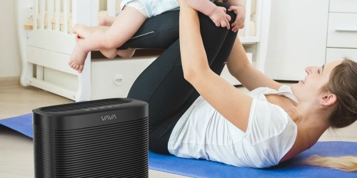 Air Purifier w/ 3-in-1 HEPA Filter Only $59.99 Shipped at Amazon
