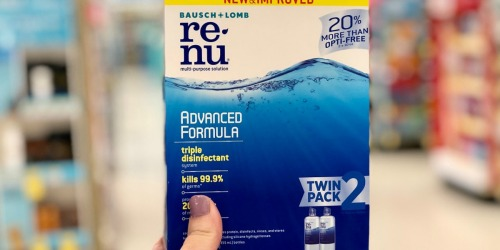 $10 Worth of New Renu & Biotrue Coupons