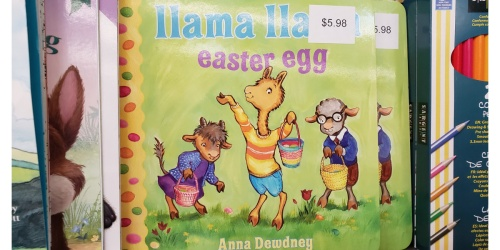 90% Off Children's Easter Books at Walmart