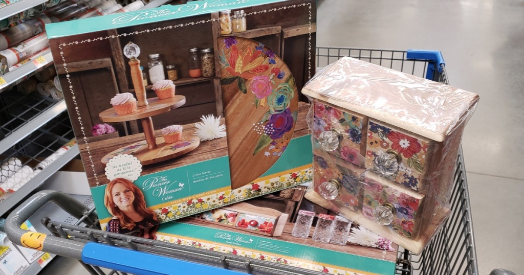 Peachy Up To 45 Off The Pioneer Woman Kitchen Items At Walmart Home Interior And Landscaping Ologienasavecom