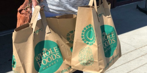Score $10 Amazon Prime Day Credit w/ $10 Whole Foods Purchase