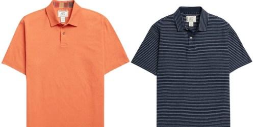 Jos. A. Bank Men's Polo Shirts Just $7.48 Shipped