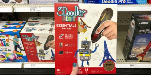 3Doodler Start Essentials Pen Set Just $26.99 at Target (Regularly $50)