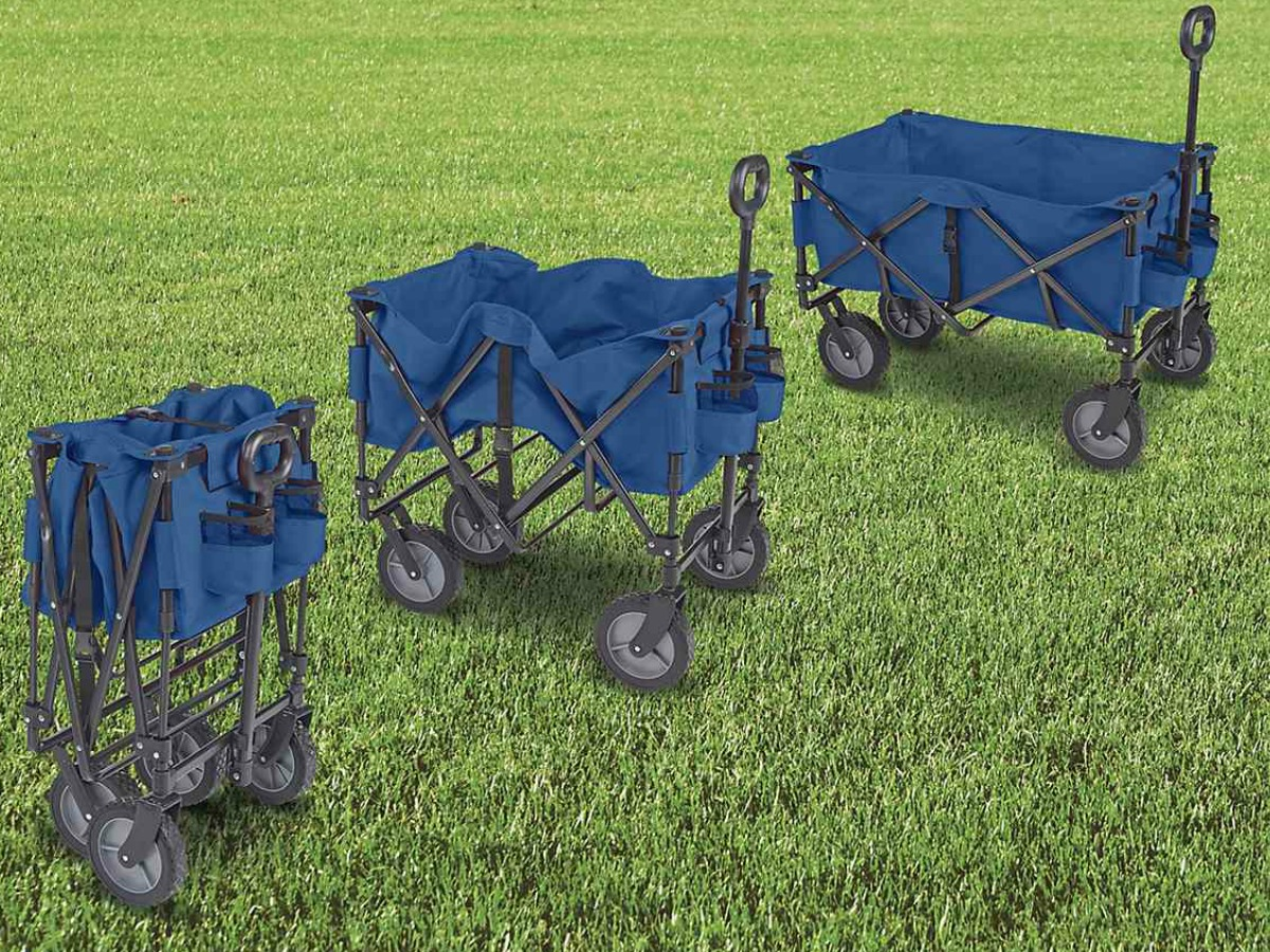 Academy Sports Outdoors Folding Sport Wagon Only 39 99