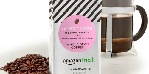 THREE AmazonFresh Donut Café Coffee Bags Only $9.73 Shipped (Just $3.24 Each)