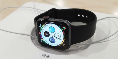 Apple Watch Series 4 GPS Only $329 Shipped (Regularly $429) | Great Reviews