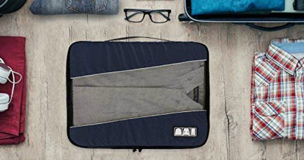 BAGSMART Travel Packing Cubes
