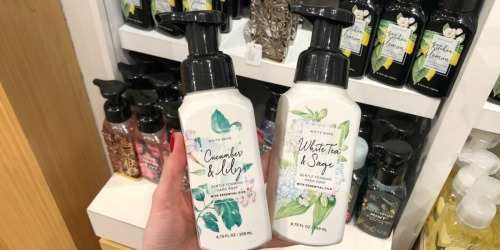 Bath & Body Works Hand Soaps Only $2.60 Each Shipped + More