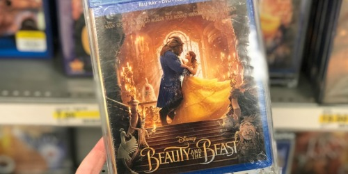 Beauty & The Beast (Live Action) Blu-ray + Digital HD Only $9.99 (Regularly $20)