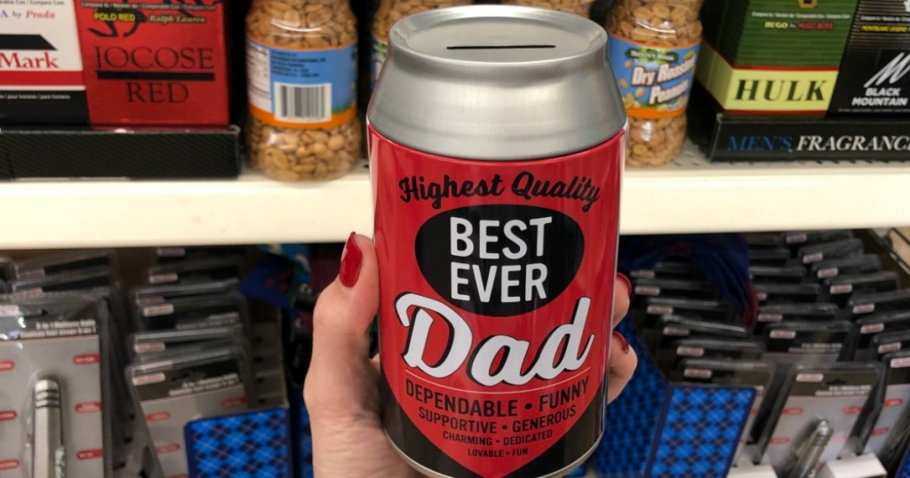 Best Dad Ever Dad Bank Can
