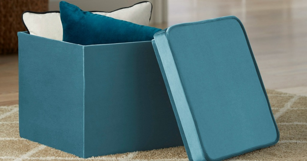 Superb Walmart Com Better Home Gardens Storage Ottoman As Low As Ocoug Best Dining Table And Chair Ideas Images Ocougorg