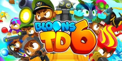FREE Bloons TD 6 App (iTunes or Google Play)
