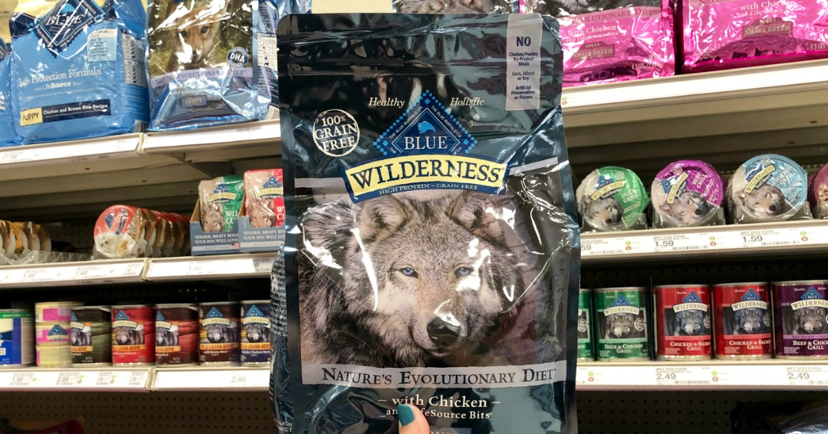 photo about Blue Buffalo Coupons Printable titled $7 Significance of Refreshing Blue Buffalo Puppy Meals Snacks Discount coupons \u003d Up