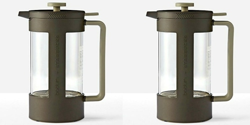 Starbucks Recalls 230,000 Bodum Recycled Coffee Presses Due to Laceration Hazard
