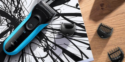 Amazon: Braun Series 3 Beard Trimmer & Hair Clipper Only $37.99 Shipped (Regularly $96)