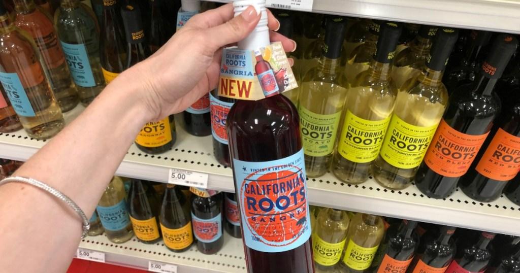 California Roots Sangria Target