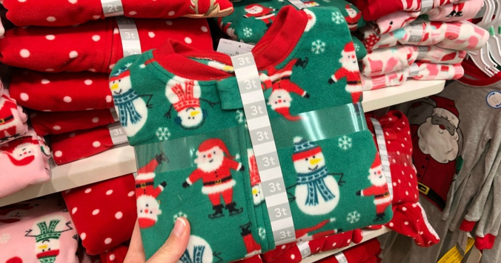 58e3b76fd Over 90% Off Carter's Toddler & Baby Christmas Pajamas at Kohl's ...