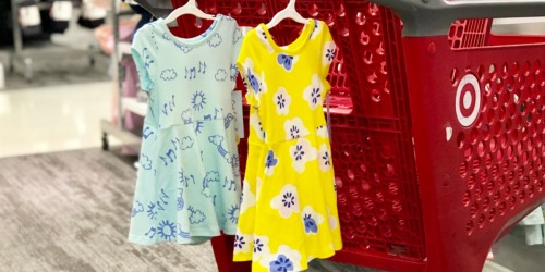 20% Off Girls Dresses at Target (In-Store & Online)