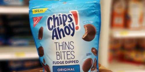 Chips Ahoy! Fudge Covered Thins Bites as Low as $1.42 Each at Target