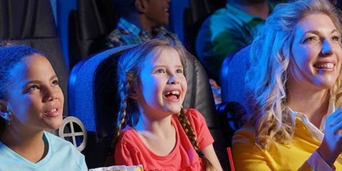 Watch Kids Movies this Summer for as Low as 50¢ at Cinemark