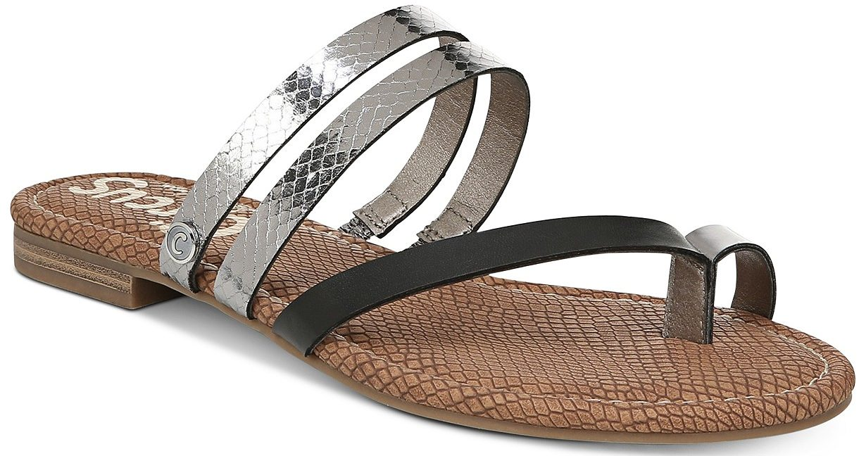 8ce9dab51 Circus by Sam Edelman Catrina Flat Sandals $45. Use promo code FLASH (65%  off) Final cost $15.75!