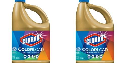 New $1.50/1 Clorox ColorLoad Printable Coupon