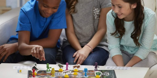 Clue Junior Game Only $8.99 (Regularly $17)
